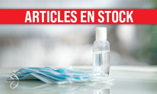 Masques barri�res, masques jetables et gel hydro-alcoolique en stock