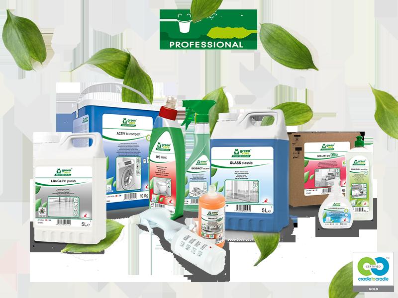 Produits �co-con�us Green Care